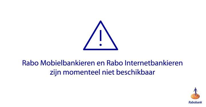 Rabobank-Bankieren-storing