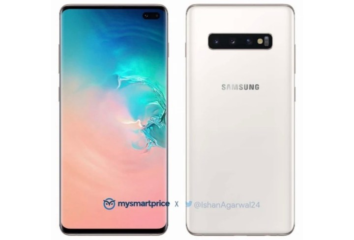 Samsung-Galaxy-S10+Ceramic-White-Edition