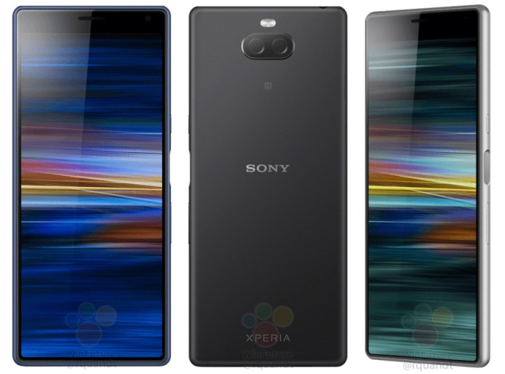 Sony-Xperia-XA3-renders