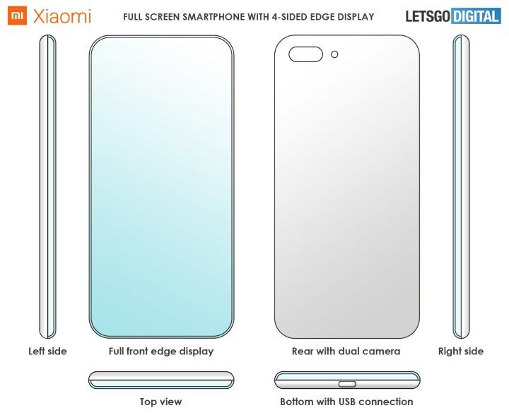 xiaomi-patent-smartphone-4-sides-edge-display