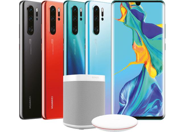 Huawei-P30-Pro-Sonos-Speaker