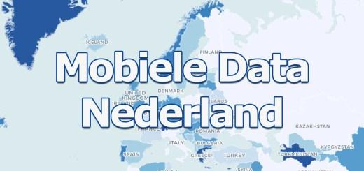 mobiele-data-nederland