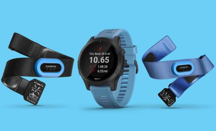 Garmin Forerunner 945 fitnesstracker