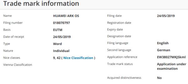 Huawei-Ark-OS