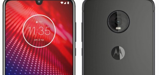Motorola Moto Z4 header