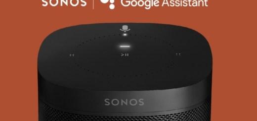 Sonos Google Assistent