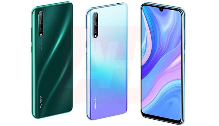 Huawei-P-Smart-2020-render