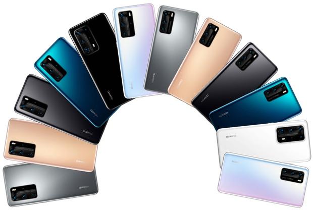 Huawei-P40-Pro-kleuren