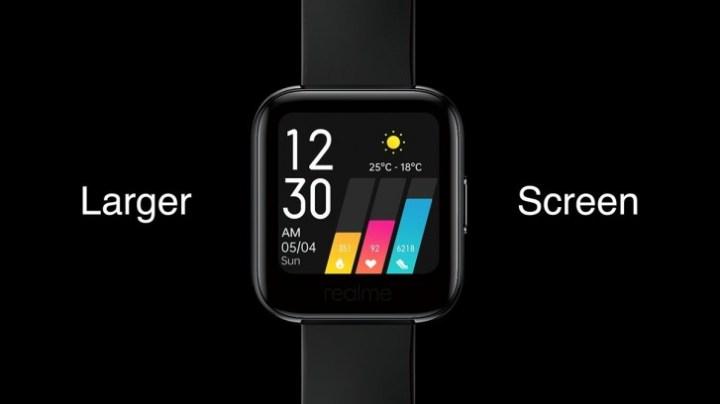 realme-watch-scherm
