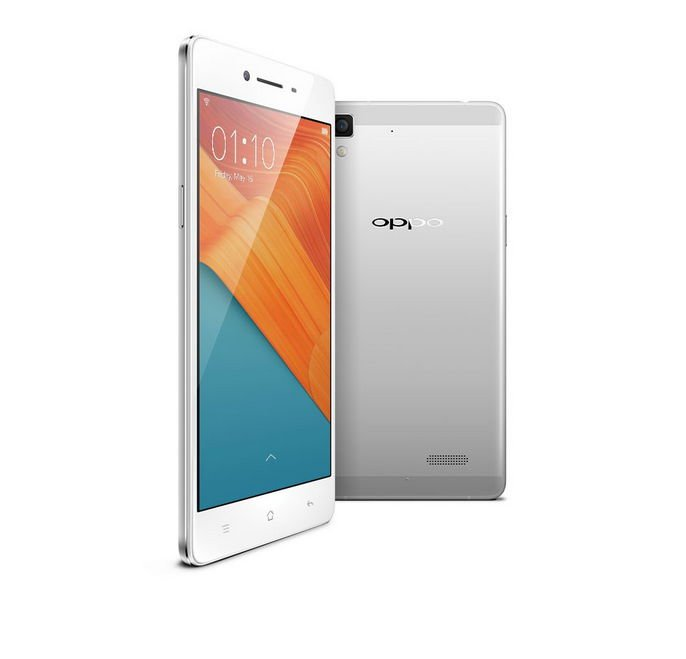 oppo r7 front