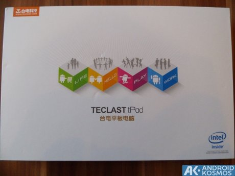 Test / Review: Teclast X98 Pro 9,7 Zoll Tablet mit Dual-Boot Windows 10 + Android 5.1 7