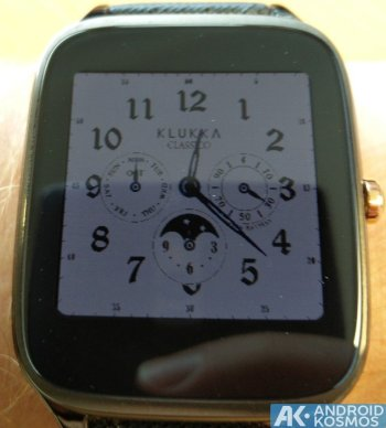Test / Review: ASUS ZenWatch 2 (WI501Q) Smartwatch mit unboxing Video 38