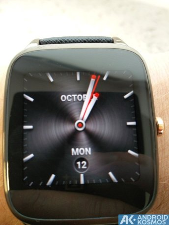 Test / Review: ASUS ZenWatch 2 (WI501Q) Smartwatch mit unboxing Video 45