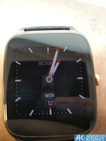 Test / Review: ASUS ZenWatch 2 (WI501Q) Smartwatch mit unboxing Video 44
