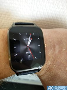 Test / Review: ASUS ZenWatch 2 (WI501Q) Smartwatch mit unboxing Video 49