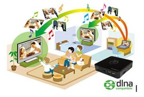 Condividere i contenuti digitali dal PC alla TV con lo Smart TV Box di Plunk.