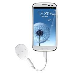 S Pepple con Galaxy S III