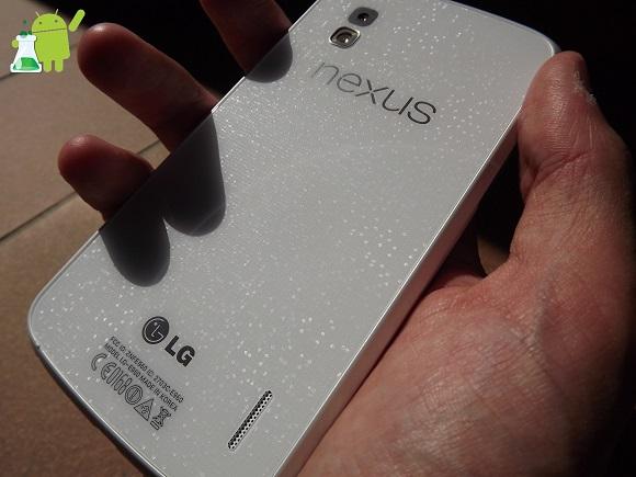 Nexus 4 White AndroidLAB-8 r580