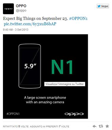 Oppo N1 Display