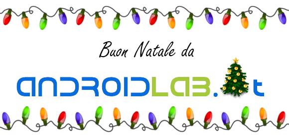 Buon Natale da AndroidLAB