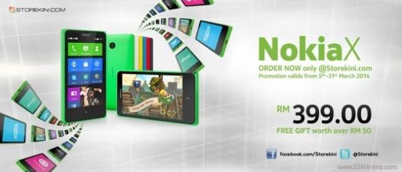 Nokia-X-prezzo