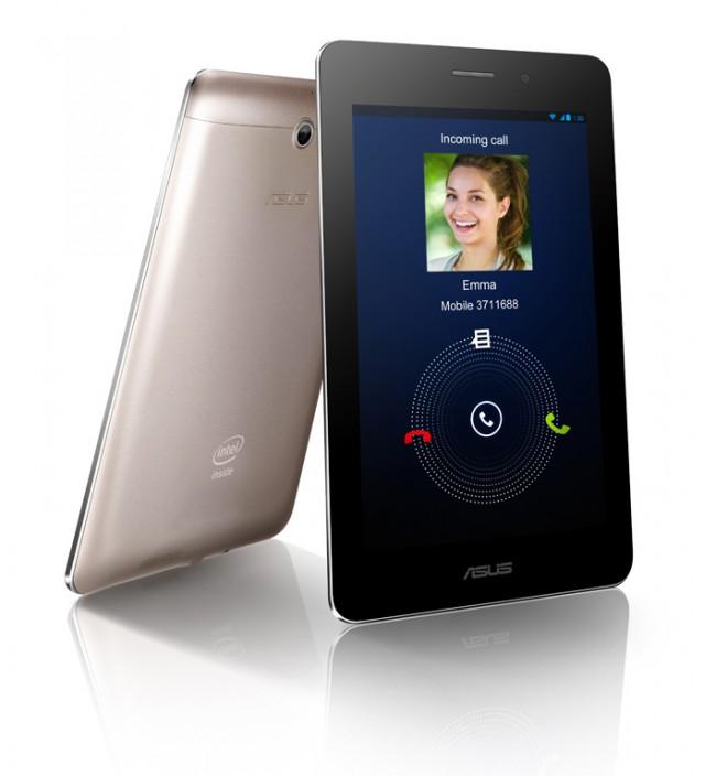 ASUS bringt mit dem Fonepad das erste Tablet mit Telefonfunktion. (Foto: ASUS)