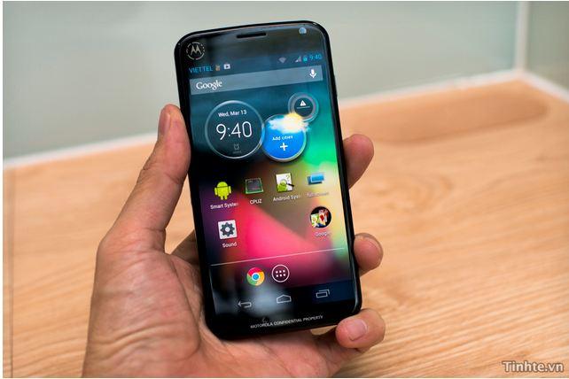 So könnte möglicherweise Motorolas nächstes Smarpthone aussehen. Foto: TinhTe.