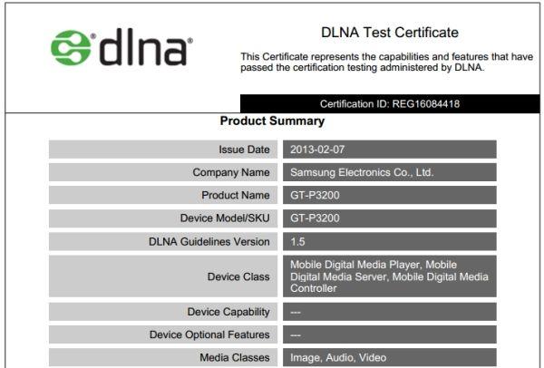 Auf der Webseite der DLNA sind drei merkwürdige Geräte aufgetaucht (Bildquelle: AndroidAuthority)