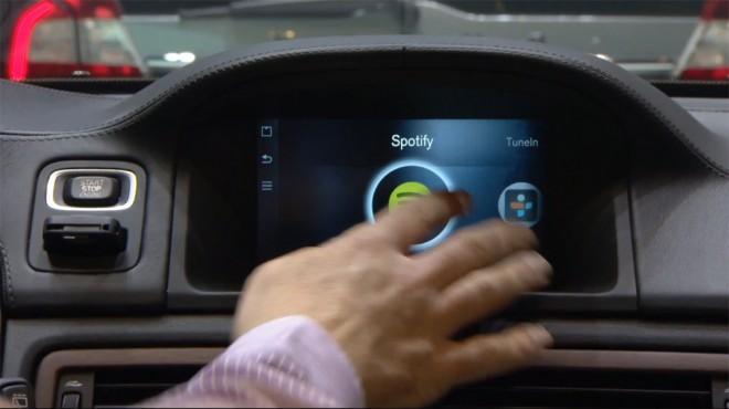 Volvo will Android in seine Autos integrieren. Foto: Youtube.com.