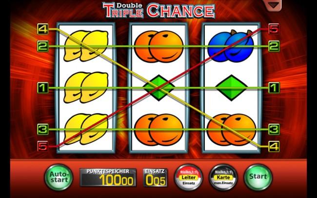 """Die Slot-Maschine """"Merkur Magie"""" basier t auf realen Spielautomaten."""