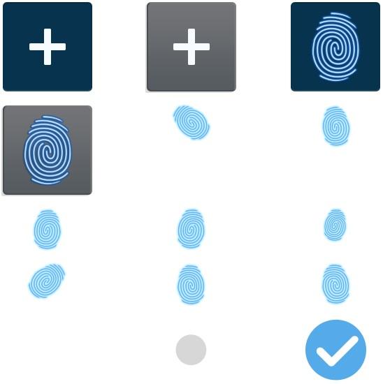 Bekommen zukünftige Samsunggeräte einen Fingerabdrucksensor? (Bild: sammobile)