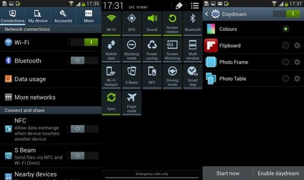Wird bald auf offiziellem Wege ausgeliefert: Android 4.2.2 auf dem Samsung Galaxy S3. (Bild: gsmarena.com)
