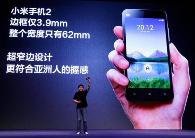 """Unternehmer """"Lei Jun"""" will um seine Person einen ählichen Personenkult aufbauen wie Steve Jobs."""