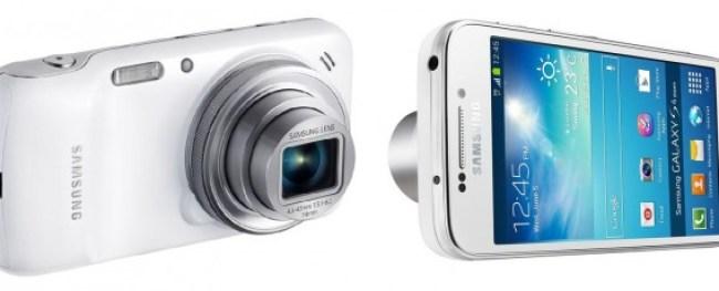 Samsung hat immer wieder den Mut, neue Dinge auszuprobieren: wie z.B. mit dem Galaxy S4 Zoom