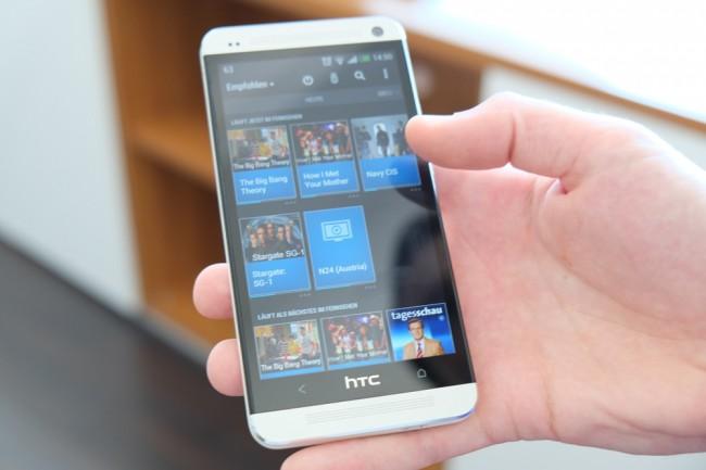 Das HTC One soll noch dieses Monat ein Update auf Android 4.3 erhalten. Foto: Androidmag.de.