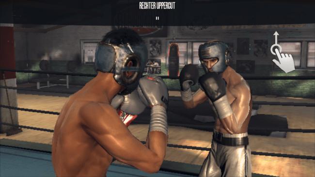Im Tutorial erlernst du die wichtigsten Boxtechniken.