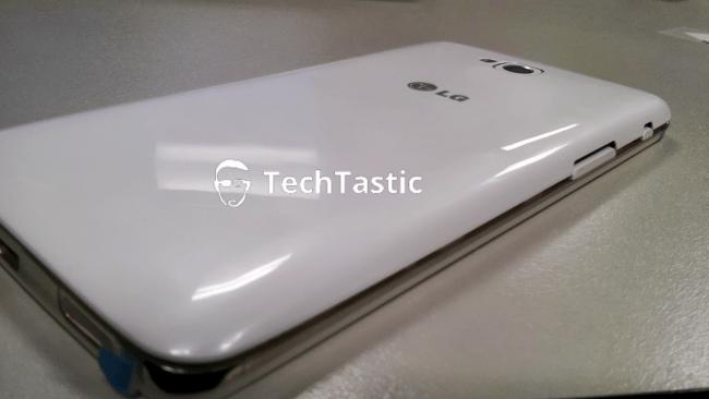 Das Nexus 5 hält sich laut geleaktem Foto designtechnisch am LG G2 an. Foto: TechTastic.