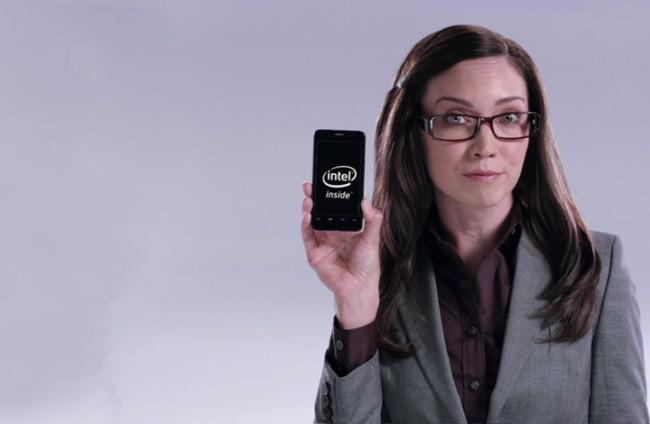 Dieses Jahr will Intel die ersten 22nm Prozessoren für Smartpones vorstellen: Foto: Intel.