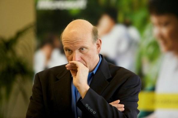 Steve Ballmer beweist kein glückliches Händchen, Microsoft wieder auf Erfolgskurs zu bringen: Wie lange der kann der 57 jährige noch CEO bleiben?
