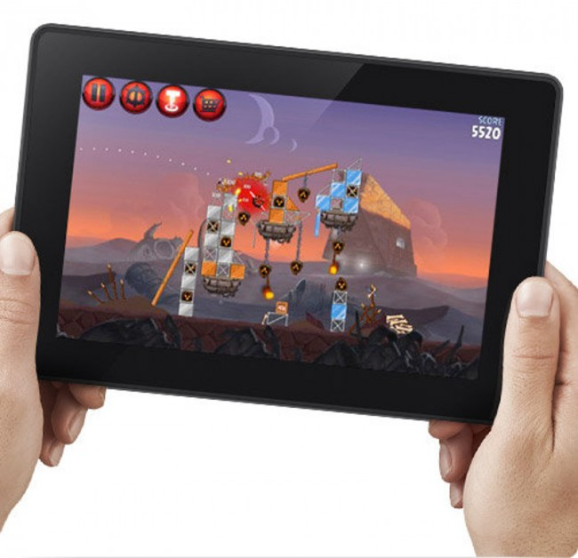 Das Kindle Fire HDX kommt mit Snapdragon 800 Prozessor auf den Markt. Foto: Amazon.