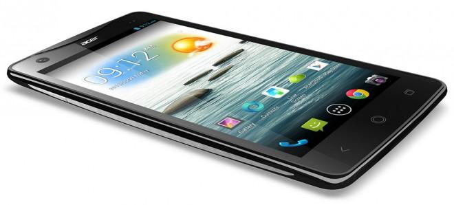 Das Liquid S2 ist für Medienfanatiker gedacht und bietet FullHD-Auflösung sowie das Aufnehmen von 4k-Videos (Foto: Acer)