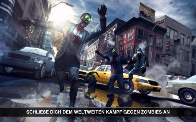Mit Dead Trigger 2 geht der Zombie Shooter in die zweite Runde. Besonderes Highlight soll die atemberaubende Grafik des Spiels sein.