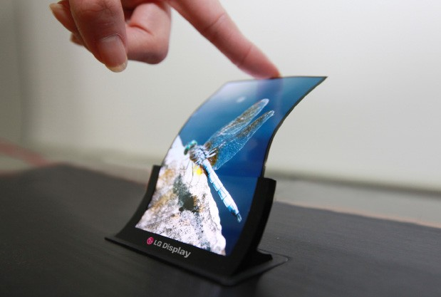 LG_flexibles_OLED_Display