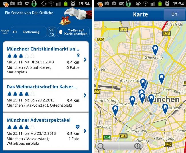 Weihnachstmärkte Deutschland bietet dir umfassende Informationen zu Standort und Öffnungzeiten der verschiedensten Weihnachtsmärkte in ganz Deutschland.