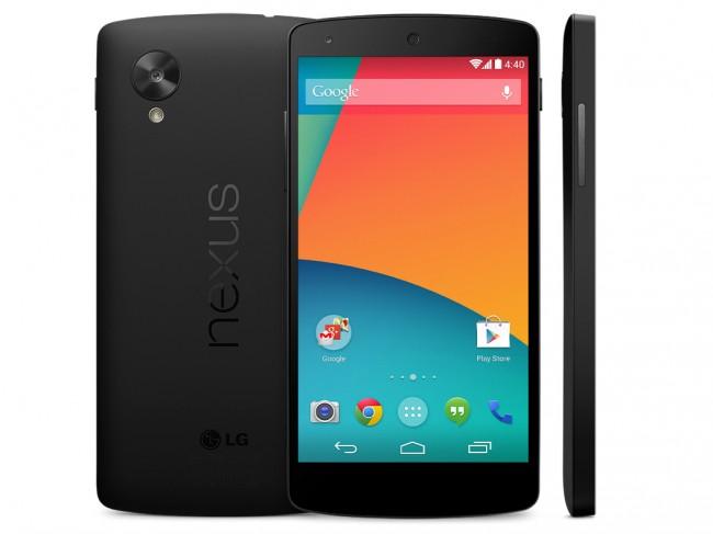 Das Nexus 5 wird dieses Jahr mit Sicherheit einen Nachfolger erhalten.