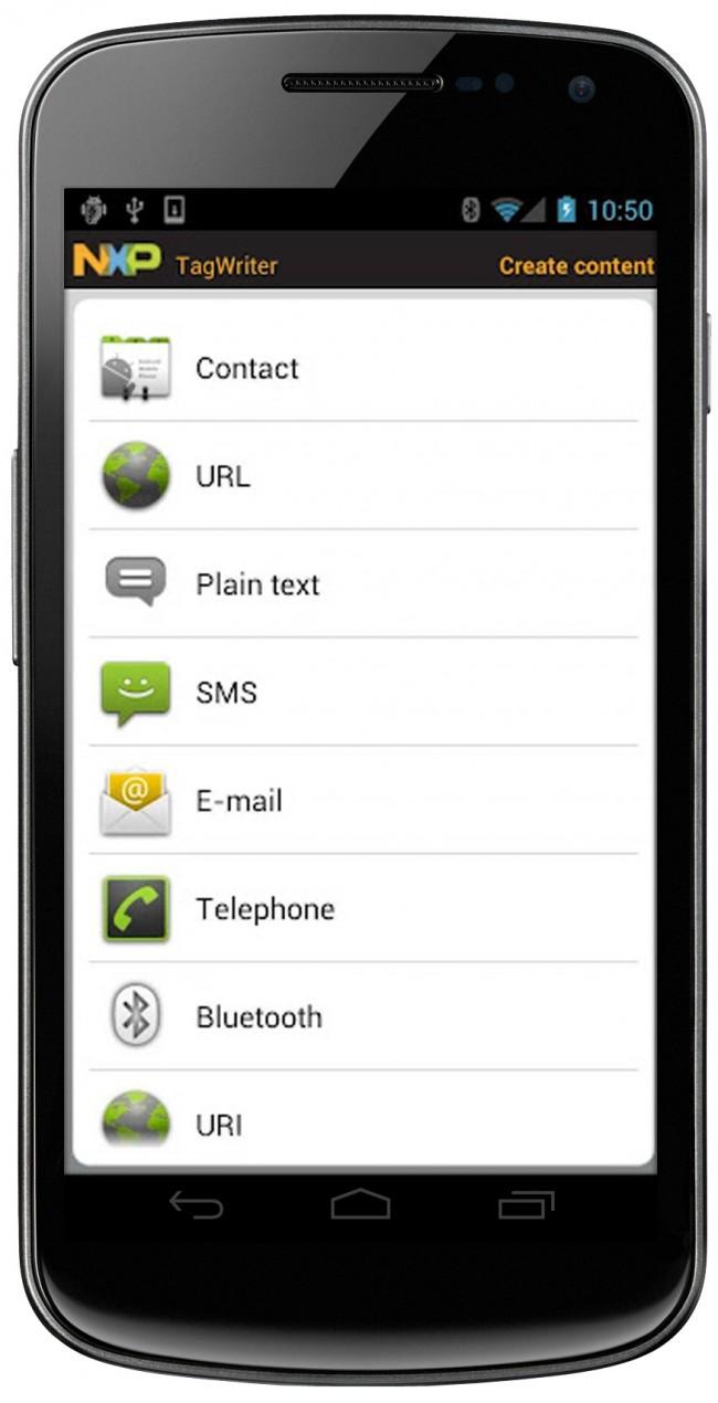 Samsung bietet bereits bei sechs Modellen NFC an. Auch das Galaxy Nexus gehört mit dazu.