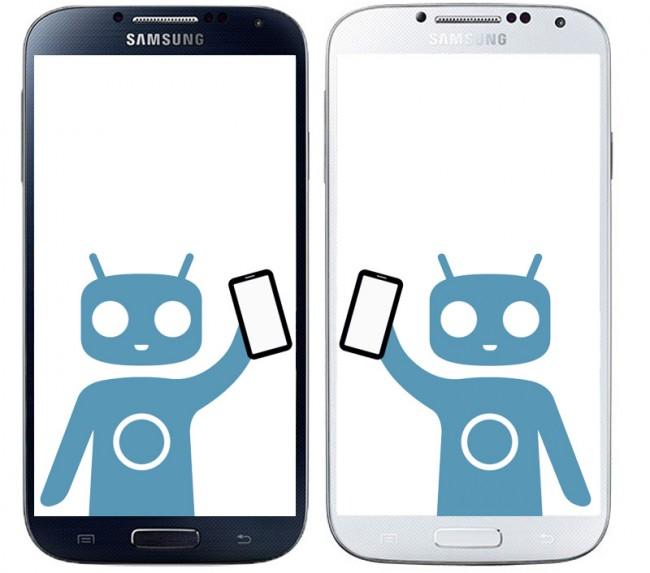 Die Version 11 vom CyanogenMod gibt es jetzt für das Galaxy S4.
