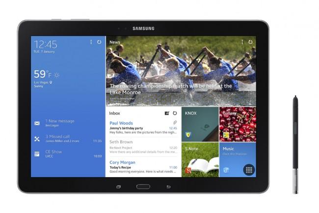 Zu den GalaxyPRO und NotePRO-Geräten gesellen sich jetzt auch noch weitere Tablets mit WQHD-Auflösung.