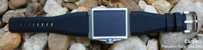 Solarbetriebenes Armband lädt Smartphones_1