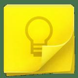Google Notizen - Logo